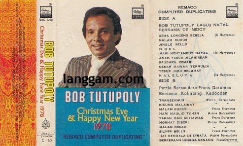 Christmas Eve & Happy New Year 1978