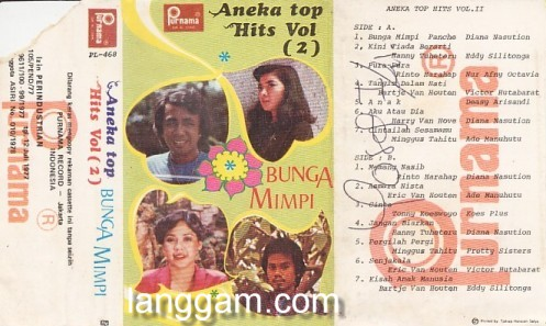 Aneka Top Hits Vol 2 - Bunga Mimpi