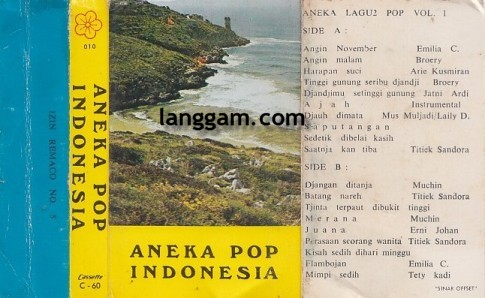 Aneka Pop Indonesia - Click Image to Close