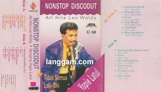 Nonstop DiscoDut All Hits Leo Waldy