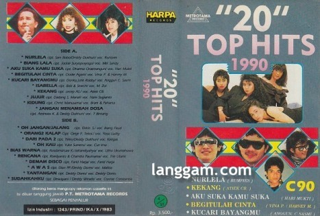 20 Top Hits 1990