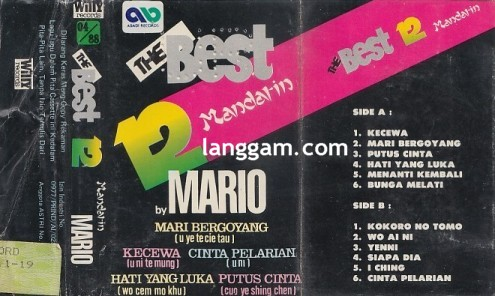 The Best 12 Mandarin by Mario