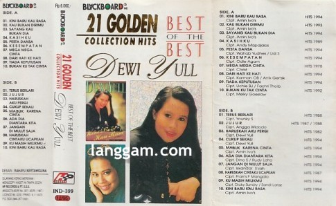 21 Golden Collection Hits Best of The Best