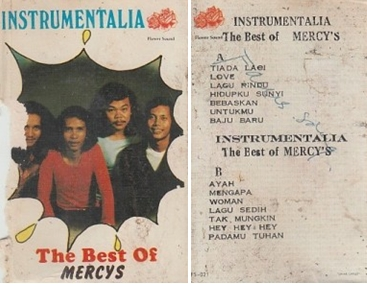 Instrumentalia The Best of MERCY'S