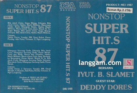 Nonstop Super Hits 87