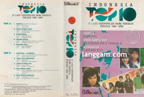 INDONESIA TOP 10