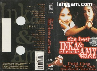 The Best Inka Christie & Amy Search