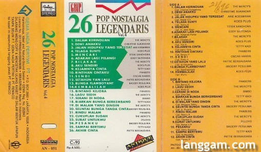 26 Pop Nostalgia Legendaris