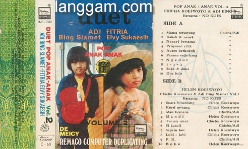 Pop Anak-anak Vol 2