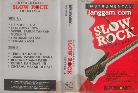Instrumental Slow Rock Indonesia - Click Image to Close