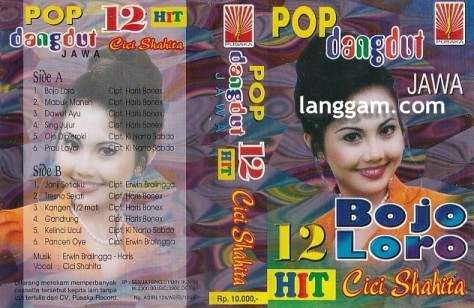 12 Hit Pop Dangdut Jawa