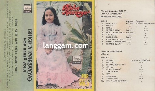 Pop Anak-Anak Vol 5