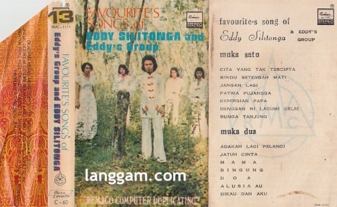 Favourite Song of Eddy Silitonga & Eddy's Group
