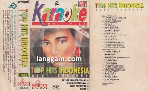 Top Hits Indonesia Best Sellers - Karaoke Multiplex