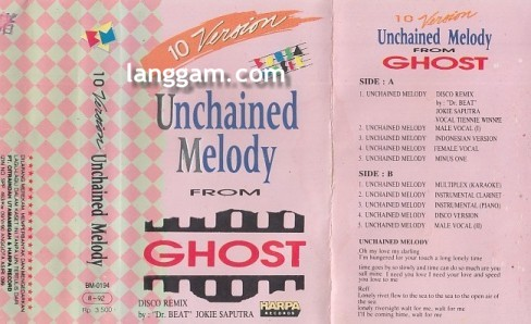 10 Version Unchained Melody
