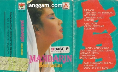 Mandarin Best Seller