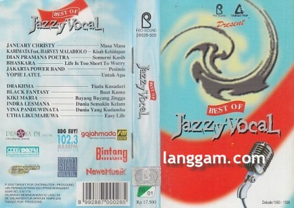 Best of JAZZY VOCAL