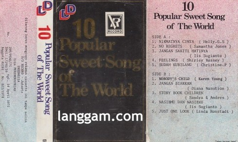 10 Popular Sweet Song of The World