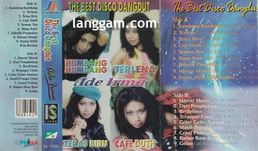 The Best Disco Dangdut