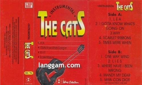 INSTRUMENTAL THE CATS