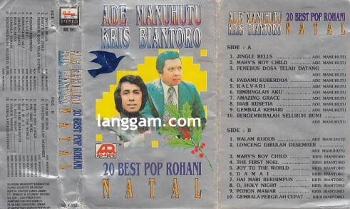 20 Best Pop Rohani Natal