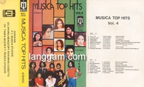 Musica Top Hits Vol 4