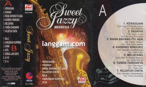 Sweet Jazzy Indonesia